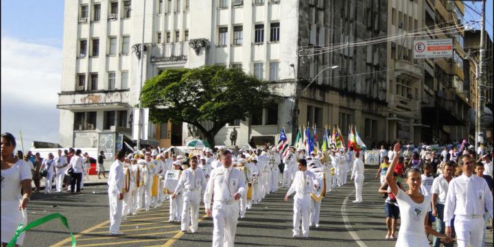 Desfile Cívico da Independência da Bahia – 2 de Julho
