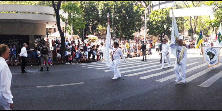 Desfile Cívico da Independência do Brasil – 7 de Setembro