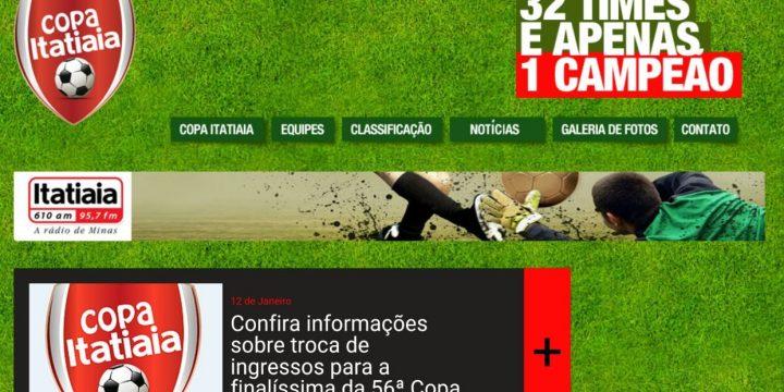 Banda Racional se apresenta na Copa Itatiaia – Estádio Independência