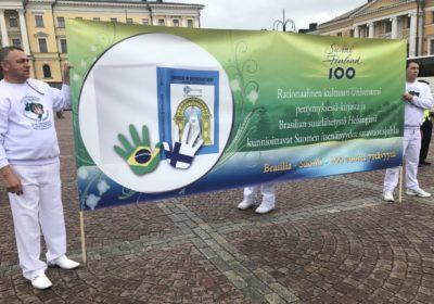 BRASIL E FINLÂNDIA – 100 ANOS DE AMIZADE